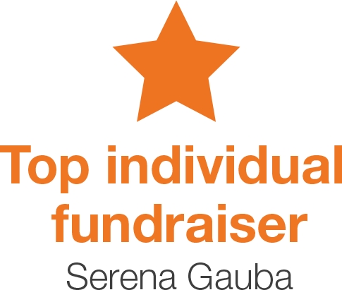 Top Individual Fundraiser